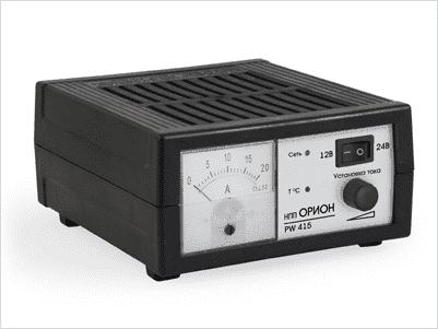 аккумулятора Орион PW415