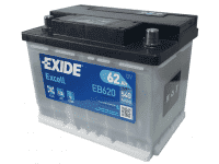 EXIDE Excell 62 R